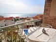 Balcony 1 - view - Apartment A-4632-b - Apartments and Rooms Duće (Omiš) - 4632