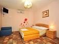 Bedroom - Apartment A-4632-e - Apartments and Rooms Duće (Omiš) - 4632