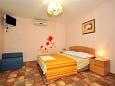 Sypialnia - Apartament A-4632-e - Kwatery Duće (Omiš) - 4632