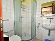 Bathroom - Studio flat AS-4632-a - Apartments and Rooms Duće (Omiš) - 4632