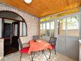 Terrace - Studio flat AS-4632-f - Apartments and Rooms Duće (Omiš) - 4632
