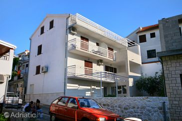Property Hvar (Hvar) - Accommodation 4636 - Rooms with pebble beach.