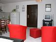 Living room - Apartment A-4641-a - Apartments Omiš (Omiš) - 4641