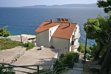 Property Mimice (Omiš) - Accommodation 4645 - Apartments near sea.