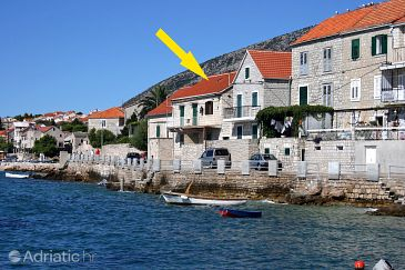 Property Bol (Brač) - Accommodation 4657 - Apartments near sea with pebble beach.