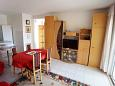 Dining room - Apartment A-4671-a - Apartments Promajna (Makarska) - 4671