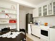 Kitchen - Apartment A-4671-b - Apartments Promajna (Makarska) - 4671