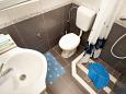 Bathroom 2 - Apartment A-4671-b - Apartments Promajna (Makarska) - 4671