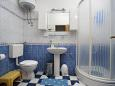 Bathroom - Apartment A-4671-c - Apartments Promajna (Makarska) - 4671