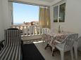 Terrace - Apartment A-4671-c - Apartments Promajna (Makarska) - 4671
