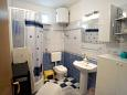 Bathroom - Apartment A-4671-e - Apartments Promajna (Makarska) - 4671