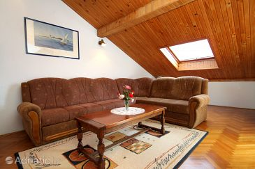 Dubrovnik, Wohnzimmer in folgender Unterkunftsart apartment, dostupna klima i WIFI.