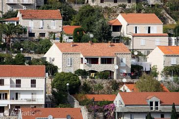 Property Dubrovnik (Dubrovnik) - Accommodation 4674 - Apartments with pebble beach.
