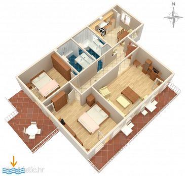 Apartment A-4688-a - Apartments Dubrovnik (Dubrovnik) - 4688