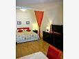 Bedroom - Studio flat AS-4697-a - Apartments Dubrovnik (Dubrovnik) - 4697