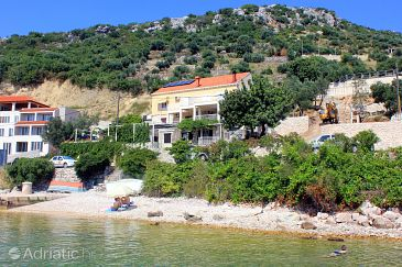 Property Štikovica (Dubrovnik) - Accommodation 4706 - Apartments near sea with pebble beach.