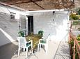 Terrace - Studio flat AS-4727-a - Apartments and Rooms Srebreno (Dubrovnik) - 4727