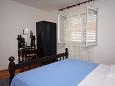 Bedroom - Room S-4727-a - Apartments and Rooms Srebreno (Dubrovnik) - 4727