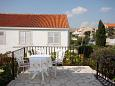 Shared terrace - Room S-4727-b - Apartments and Rooms Srebreno (Dubrovnik) - 4727