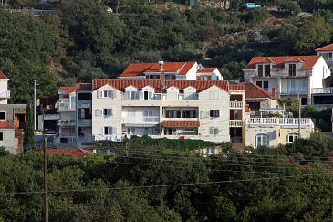 Property Cavtat (Dubrovnik) - Accommodation 4731 - Apartments with pebble beach.
