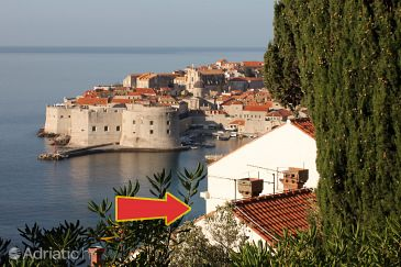 Property Dubrovnik (Dubrovnik) - Accommodation 4736 - Apartments and Rooms with pebble beach.