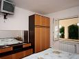 Bedroom - Room S-4741-a - Rooms Orašac (Dubrovnik) - 4741
