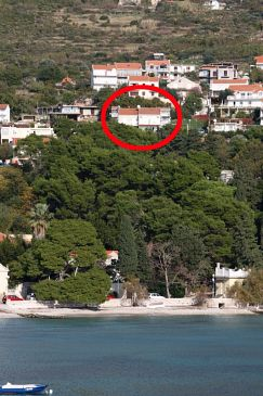Property Mlini (Dubrovnik) - Accommodation 4774 - Apartments with pebble beach.