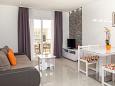 Living room - Apartment A-4782-b - Apartments Podgora (Makarska) - 4782