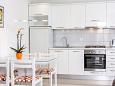 Kitchen - Apartment A-4782-b - Apartments Podgora (Makarska) - 4782