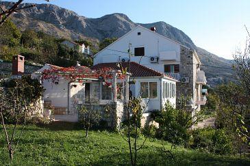 Obiekt Mlini (Dubrovnik) - Zakwaterowanie 4789 - Pokoje ze żwirową plażą.