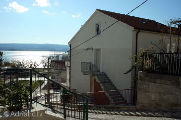 Property Duće (Omiš) - Accommodation 4796 - Apartments near sea with sandy beach.