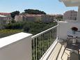 Duće, Balkon w zakwaterowaniu typu apartment, s pogledom na more, dopusteni kucni ljubimci i WIFI.