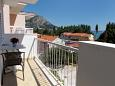 Balcony - Studio flat AS-4798-b - Apartments Duće (Omiš) - 4798