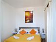 Duće, Bedroom u smještaju tipa apartment, WIFI.