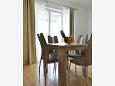 Dining room - Apartment A-4799-c - Apartments Duće (Omiš) - 4799