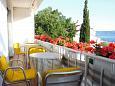 Balcony - Apartment A-4801-a - Apartments Selce (Crikvenica) - 4801