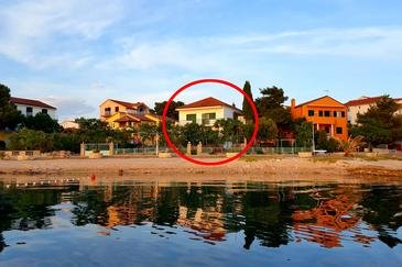 Property Brodarica (Šibenik) - Accommodation 4833 - Apartments near sea with pebble beach.