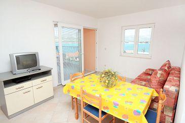 Mastrinka, Living room u smještaju tipa apartment, WIFI.