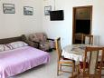 Living room - Apartment A-4839-a - Apartments Zečevo Rtić (Rogoznica) - 4839