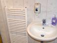 Bathroom - Studio flat AS-4861-b - Apartments and Rooms Rastovača (Plitvice) - 4861