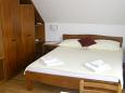 Bedroom - Studio flat AS-4861-b - Apartments and Rooms Rastovača (Plitvice) - 4861