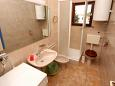 Bathroom - Apartment A-4862-a - Apartments and Rooms Barbat (Rab) - 4862