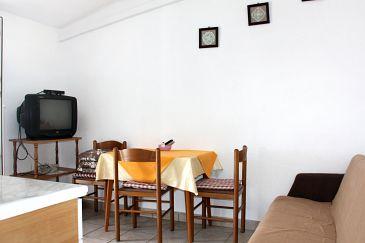 Rogoznica, Dining room u smještaju tipa apartment.