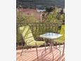 Balcony - Apartment A-4866-c - Apartments Grebaštica (Šibenik) - 4866
