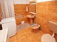 Bathroom 1 - Apartment A-4872-a - Apartments Brela (Makarska) - 4872