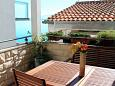 Terrace - Apartment A-4878-c - Apartments Živogošće - Porat (Makarska) - 4878