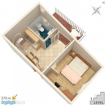 Apartment A-4886-c - Apartments Vinišće (Trogir) - 4886