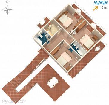 Apartment A-4912-a - Apartments Okuklje (Mljet) - 4912