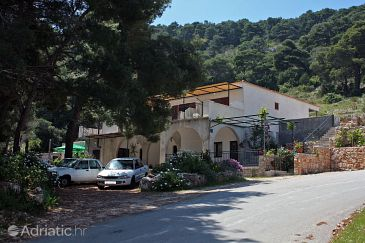Property Saplunara (Mljet) - Accommodation 4923 - Apartments with sandy beach.