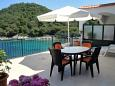 Terrace 1 - Apartment A-4932-a - Apartments Saplunara (Mljet) - 4932